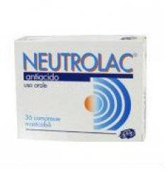 Neutrolac Blist 36cpr Mast
