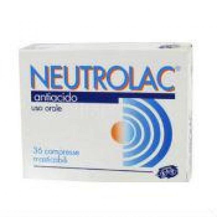 Neutrolac Blist 36cpr Mast