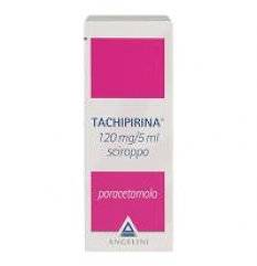 TACHIPIRINA SCIR 120ML 120MG/5