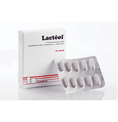 LACTEOL 20CPS 5MLD