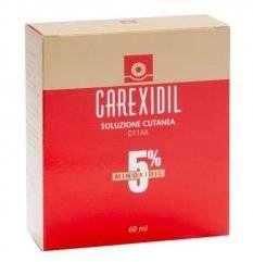 CAREXIDIL SOLUZ CUT 60ML 5%
