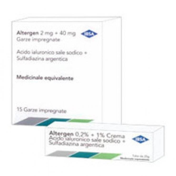ALTERGEN CREMA 25G 0,2%+1%