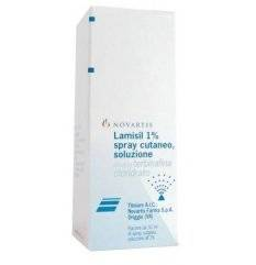 LAMISIL SPRAY CUT FL 30ML 1%