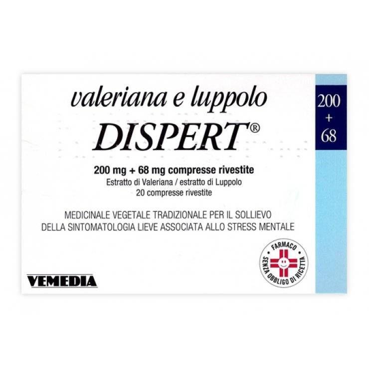 VALERIANA LUPPOLO DISP 20CPR