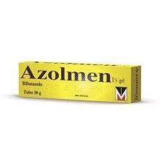 AZOLMEN GEL 30G 1%