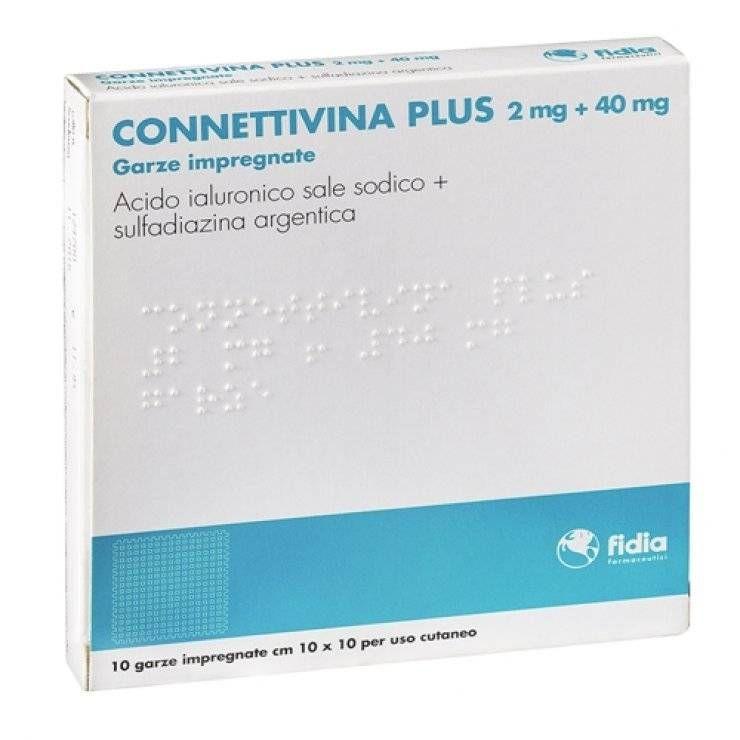 CONNETTIVINA PLUS 10GARZE10x10