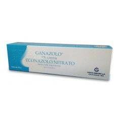 GANAZOLO CREMA 30G 1%