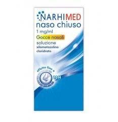 NARHIMED NASO CHIUSO GTT RINOL