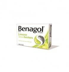 BENAGOL 16PAST LIMONE S/Z