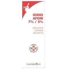 IODIO SOL ALCO I AFOM 25ML