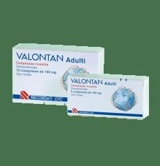 VALONTAN 4CPR RIV 100MG