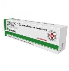 IFENEC EMULS CUT 30G 1%