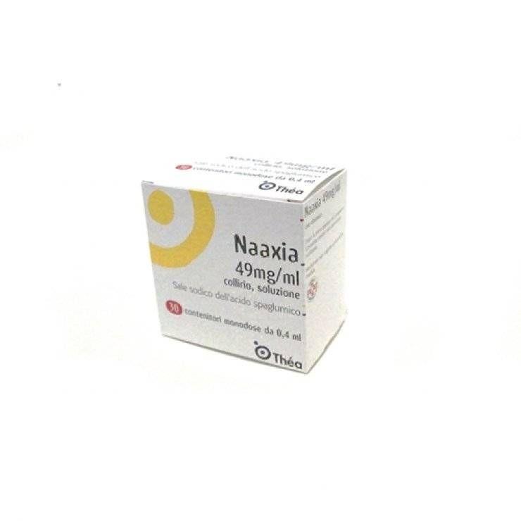 NAAXIA COLL 30FL 0,4ML 1D 4,9%