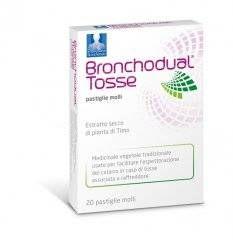 BRONCHODUAL TOSSE 20PAST MOLLI