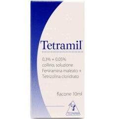 TETRAMIL COLL FL10ML 0,3+0,05%