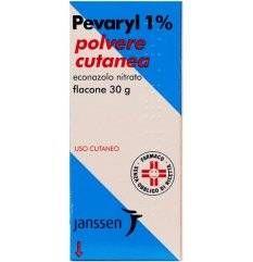 PEVARYL POLV CUT 30G 1%