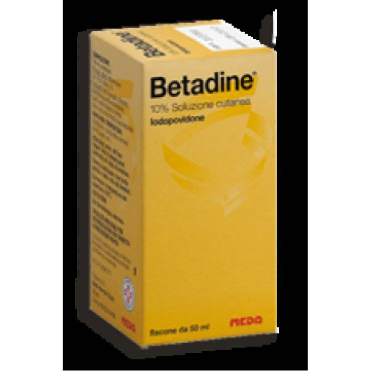 BETADINE SOLUZ CUT FL 50ML 10%