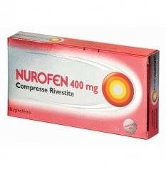 NUROFEN 12CPR RIV 400MG PVC/AL