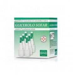 GLICEROLO SOFAR 6CONT 6,75G