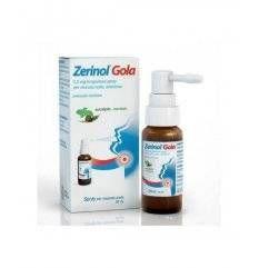 ZERINOL GOLA SPRAY FL 20ML
