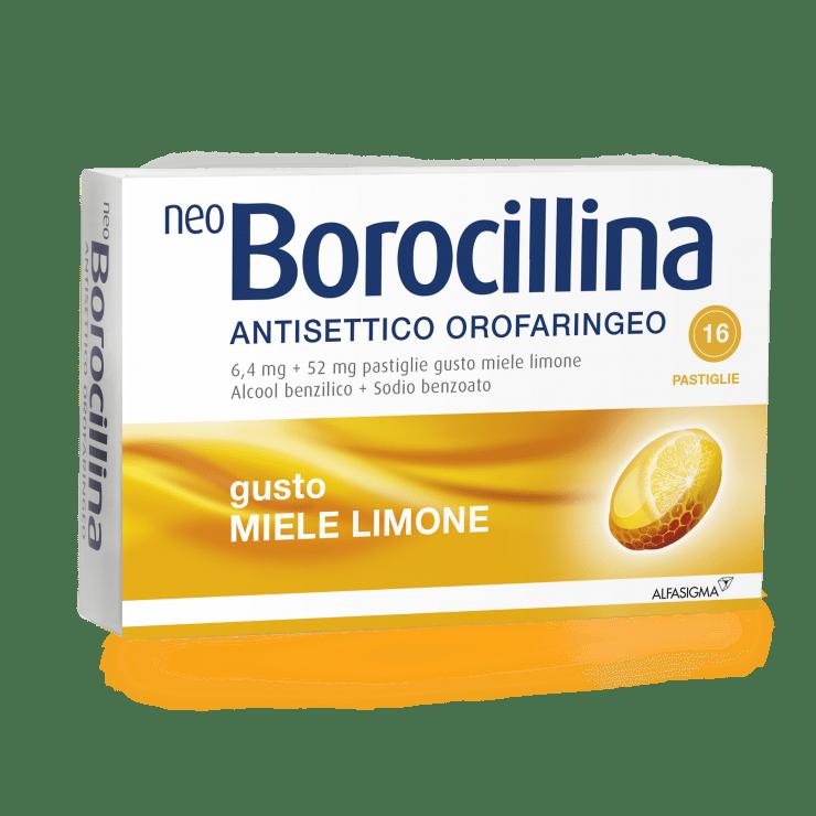 NEOBOROCILLINA ANT OR 16PAS LI