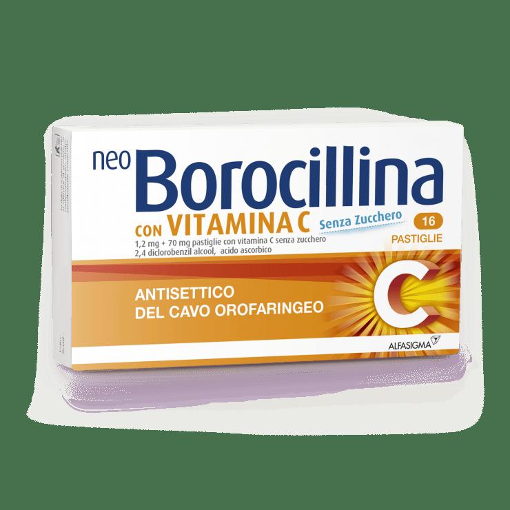 NEOBOROCILLINA C 16PAST S/Z