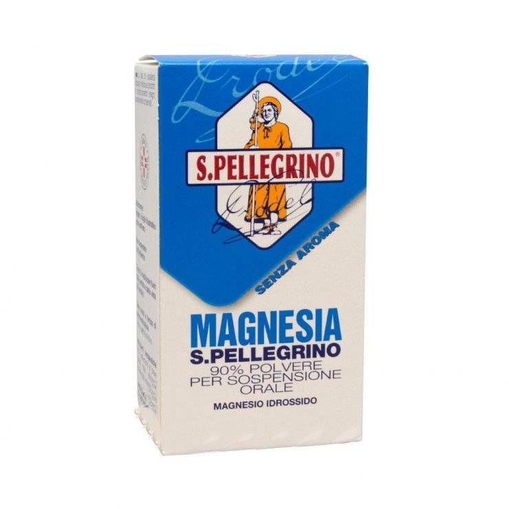 MAGNESIA S.PELL POLV 100G 90%