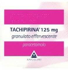TACHIPIRINA GRAT EFF20BS 125MG