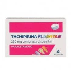 TACHIPIRINA FLASHTAB 12CPR 250