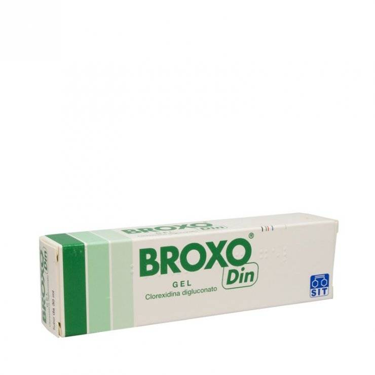 BROXODIN GEL GENGIV 30ML 0,2%