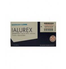 IALUREX IPOTONICO COLL 30D0,4%