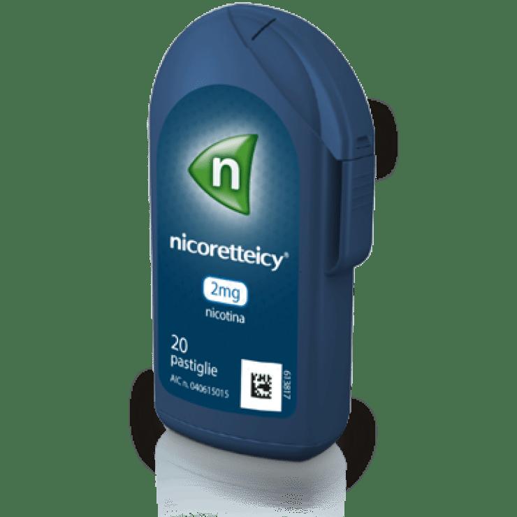 NICORETTEICY 20PAST 2MG