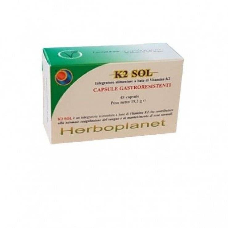 K2 SOL 48CPS