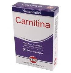 CARNITINA 40CPR KOS