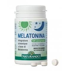 MELATONINA 120CPR NATURANDO