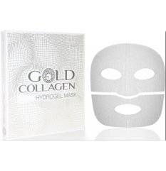 GOLD COLLAGEN HYDROGEL MASK 4PZ