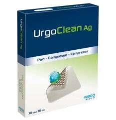 URGOCLEAN AG/SILVER 10X10 10PZ