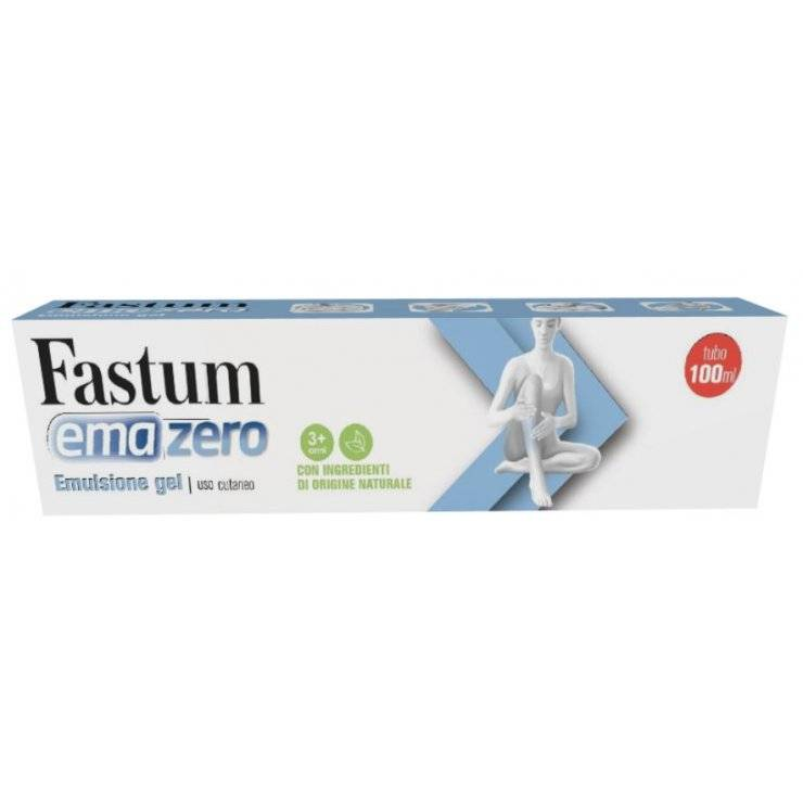 FASTUM EMAZERO EMULS GEL 100ML