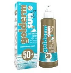 GOLDERM SUNBABYFP50+SPR100ML