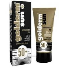 GOLDERM SUN FP50+ CRVISO50ML