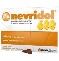 NEVRIDOL 600 30CPR