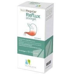 NUTRIREGULAR REFLUX 12STICKGEL