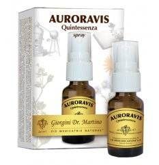 Auroravis Quintessenza Spr15ml