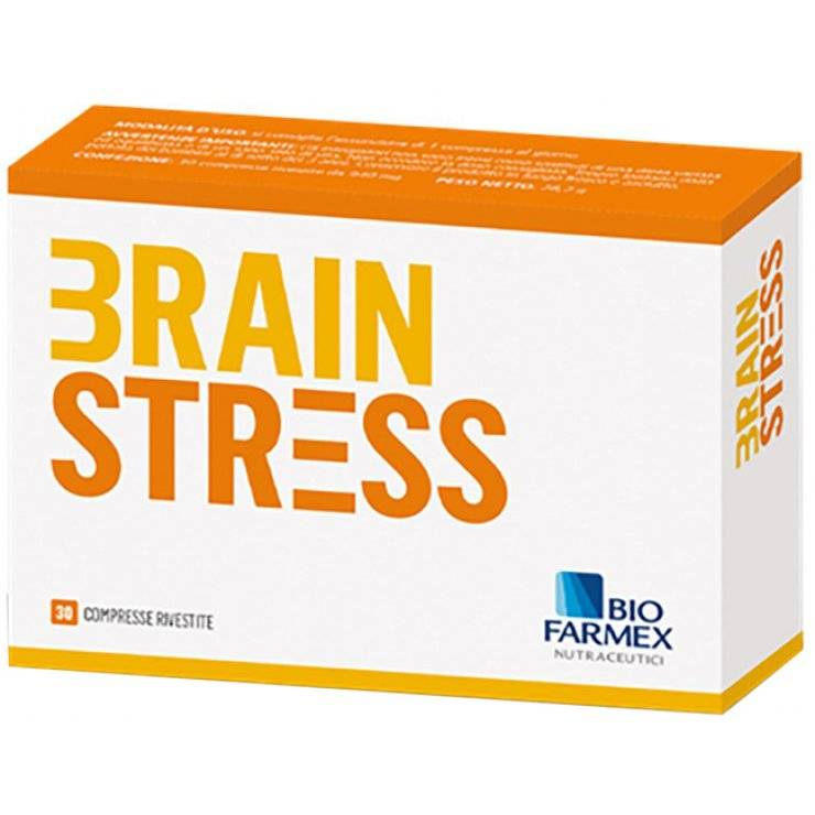 BRAIN STRESS 30CPR