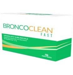 BRONCOCLEAN FAST 24BUST
