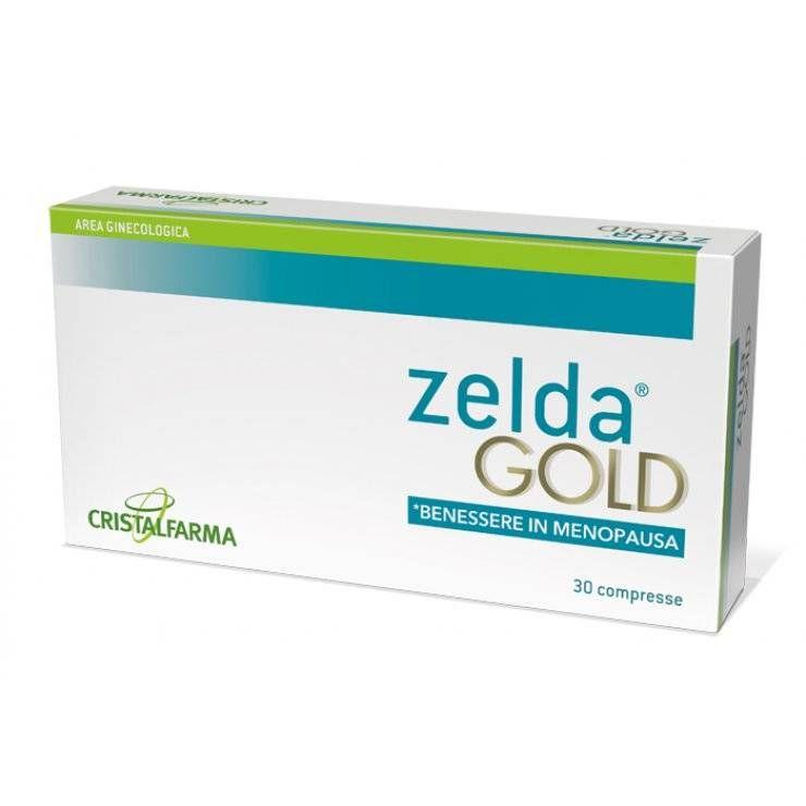 ZELDA GOLD 30CPR RIVESTITE