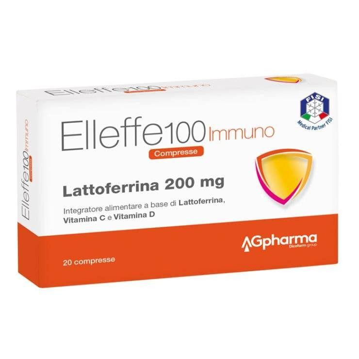 ELLEFFE 100 IMMUNO 20CPR