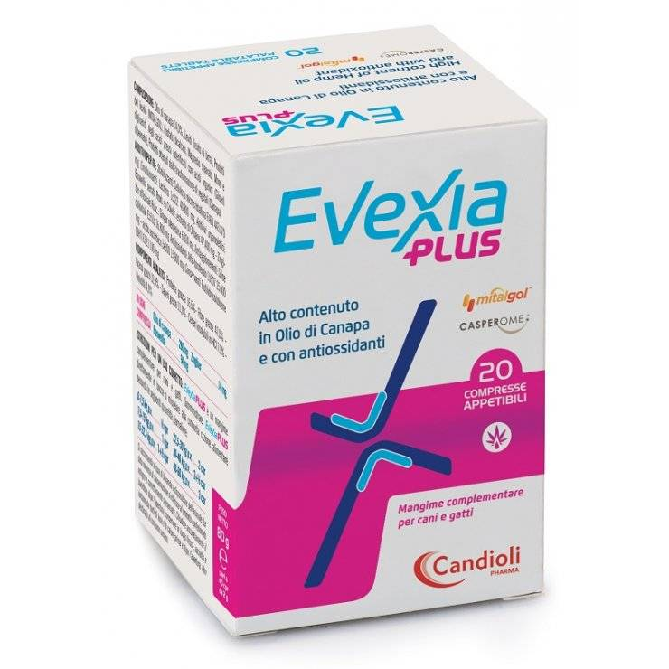 EVEXIA PLUS 20CPR