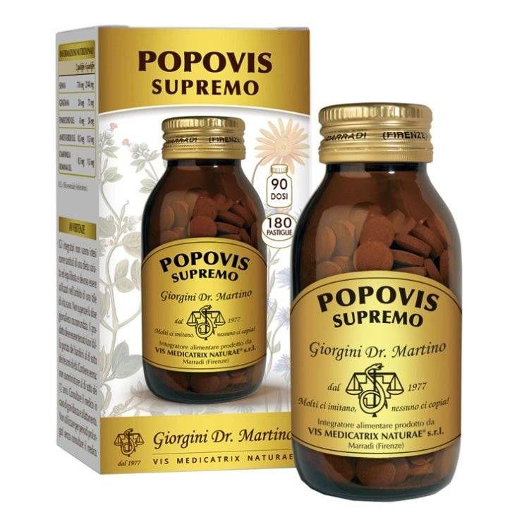 POPOVIS SUPREMO 180PAST