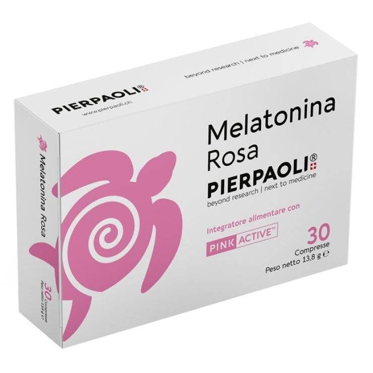 MELATONINA ROSA PIERPAOLI30CPR